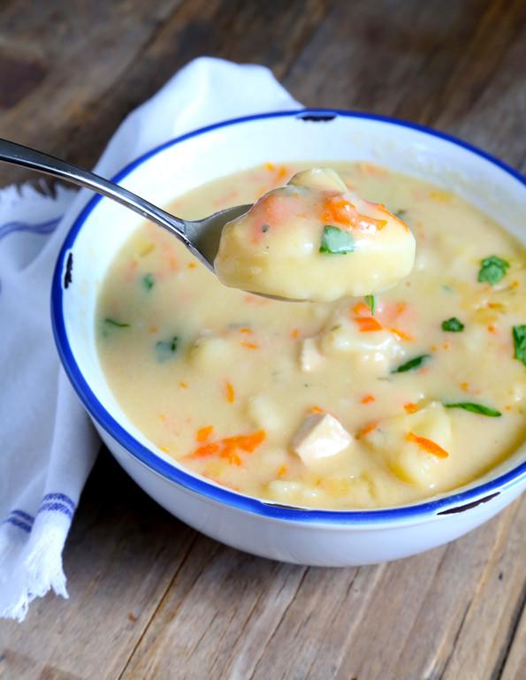 Gluten Free Chicken And Dumplings  Easy Gluten Free Chicken and Dumplings ⋆ Great gluten free