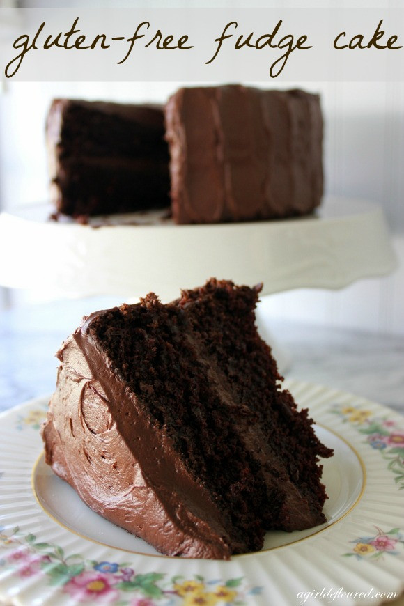 Gluten Free Chocolate Cake Recipe  recipe for gluten free chocolate cake
