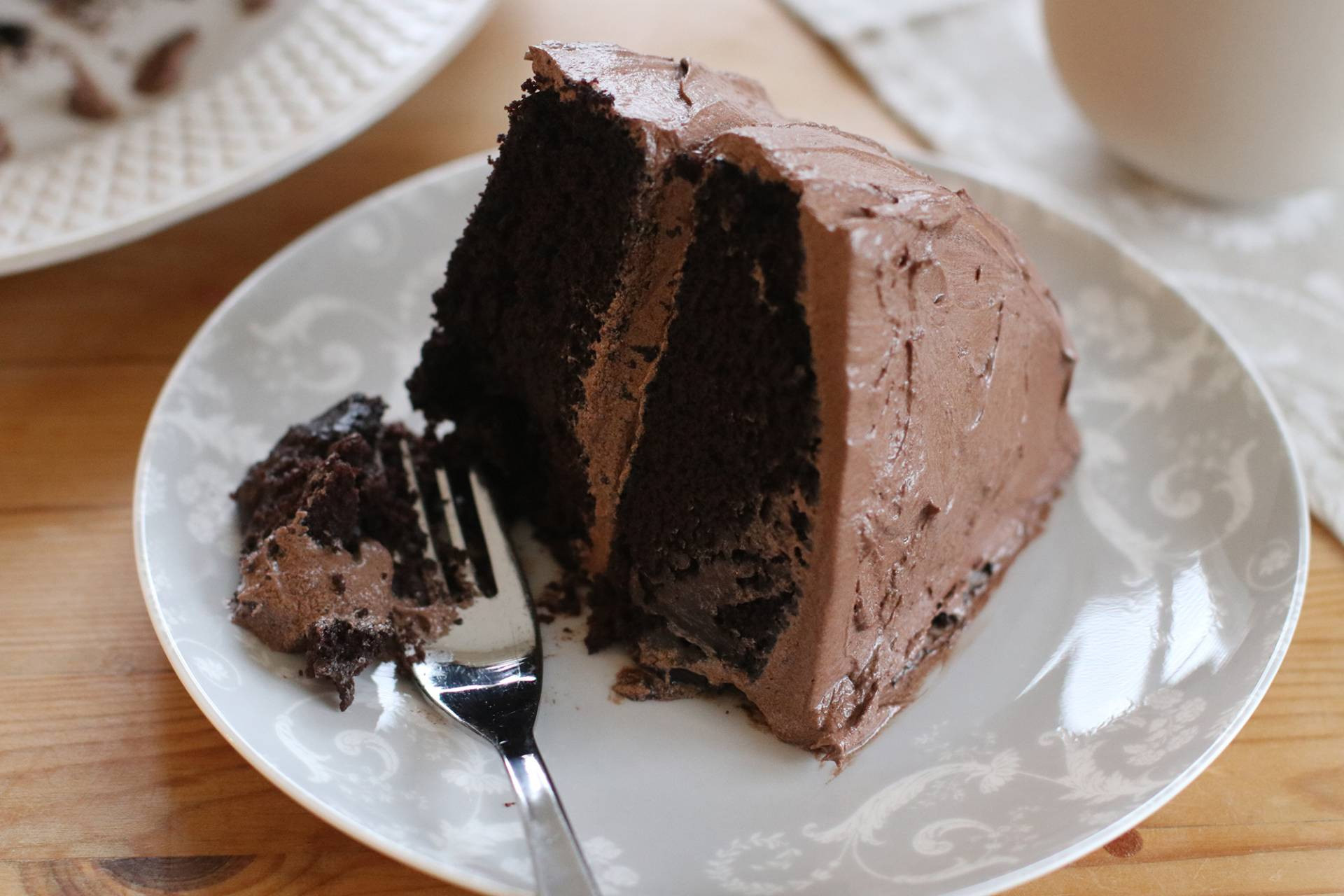 Gluten Free Chocolate Cake Recipe  My Wickedly Chocolatey Gluten Free Chocolate Cake Recipe