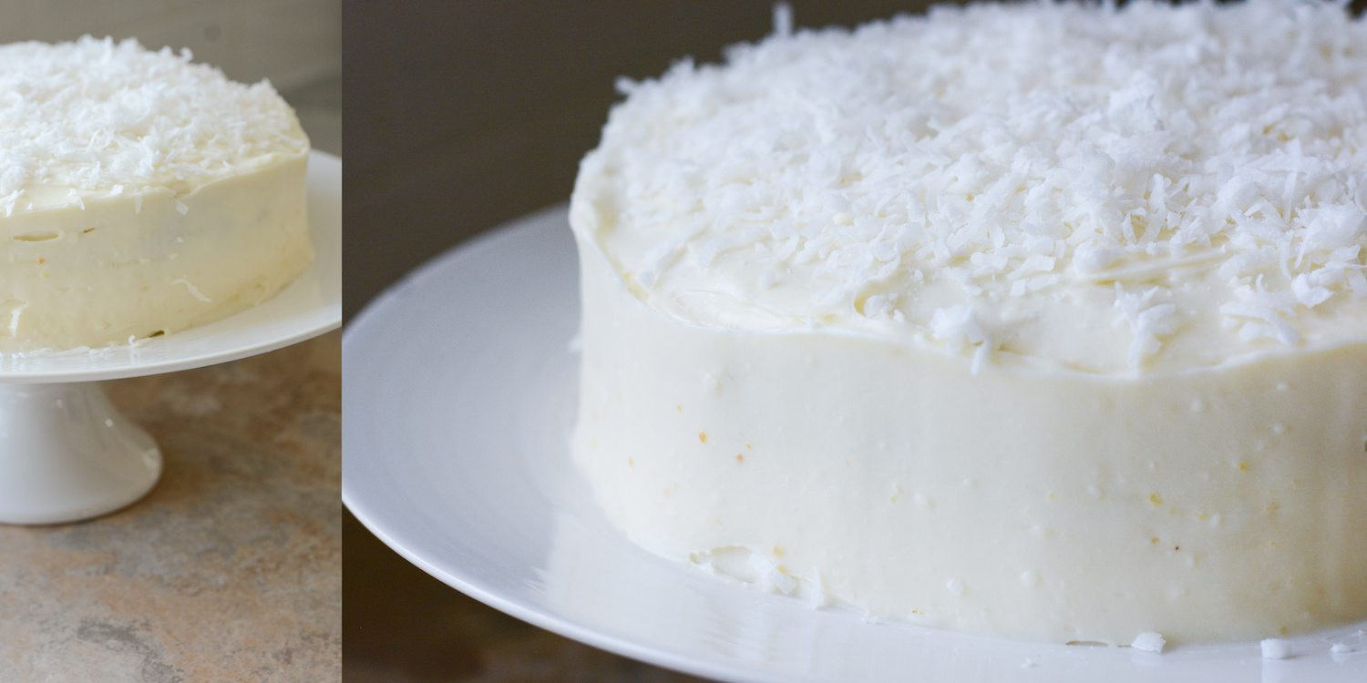 Gluten Free Coconut Cake  Gluten Free Almond Coconut Cake A Healthy Life For Me