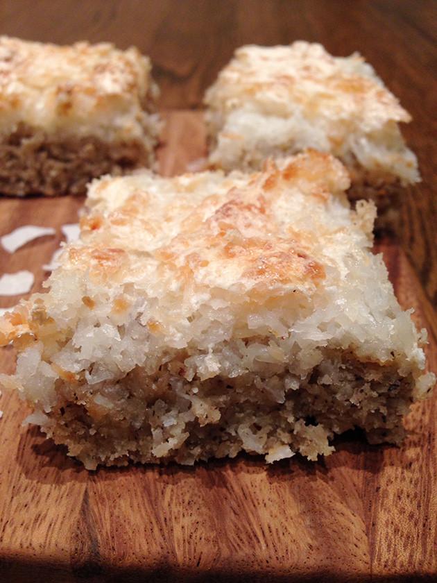 Gluten Free Coconut Cake  Recipe Gluten Free Coconut Cake