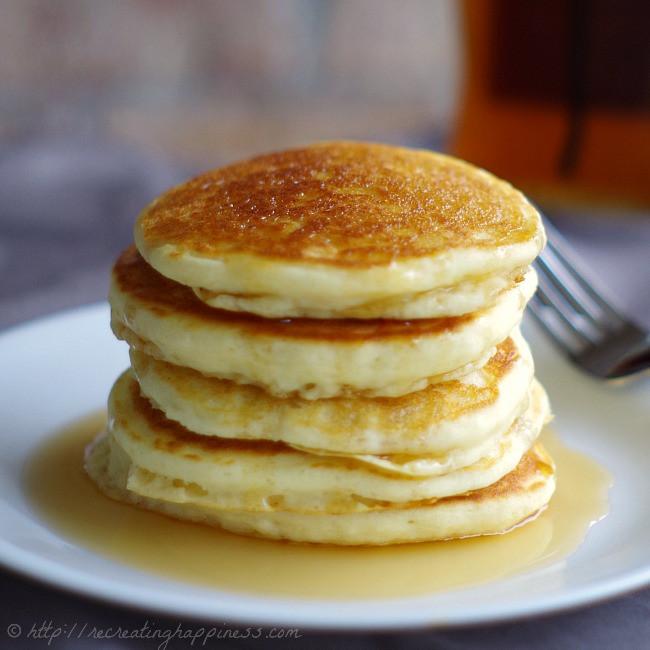 Gluten Free Dairy Free Pancakes  Gluten Free Pancakes Recipe
