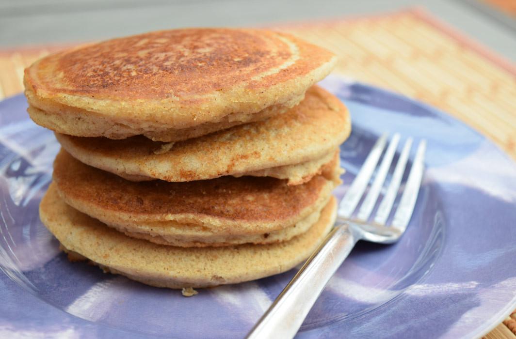 Gluten Free Dairy Free Pancakes  Easy Vegan Gluten Free Pancakes – HypeFoo