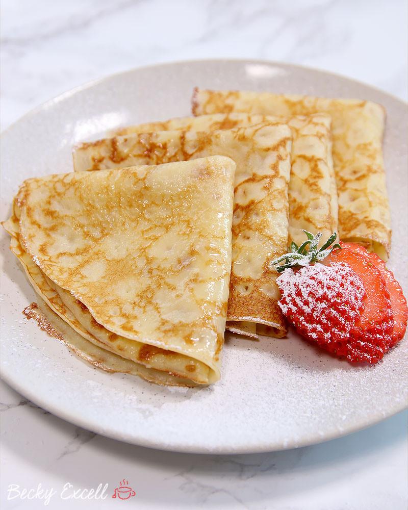Gluten Free Dairy Free Pancakes  Gluten Free Pancakes Recipe dairy free and low FODMAP