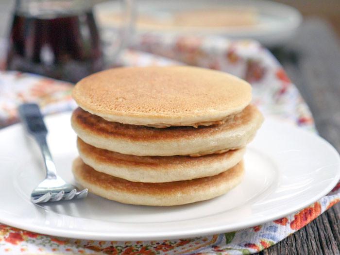 Gluten Free Dairy Free Pancakes  gluten free dairy free pancakes