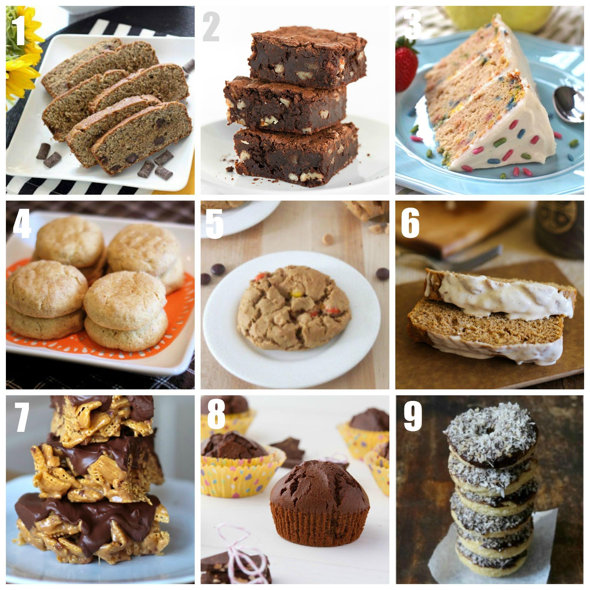 Gluten Free Desserts Recipes  Easy Gluten Free Dessert Recipes