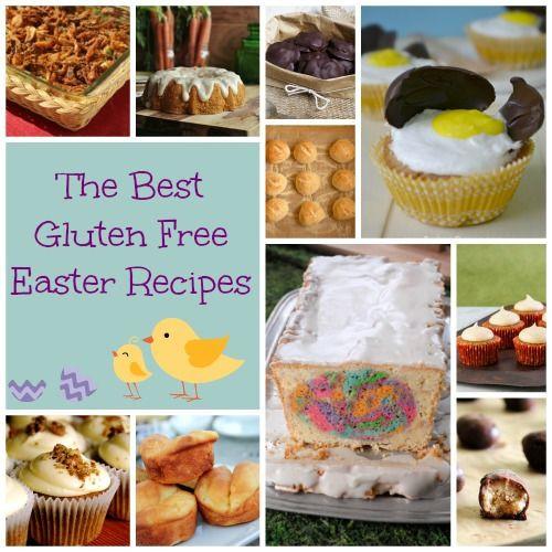 Gluten Free Easter Desserts  61 best Gluten Free Easter Recipes images on Pinterest
