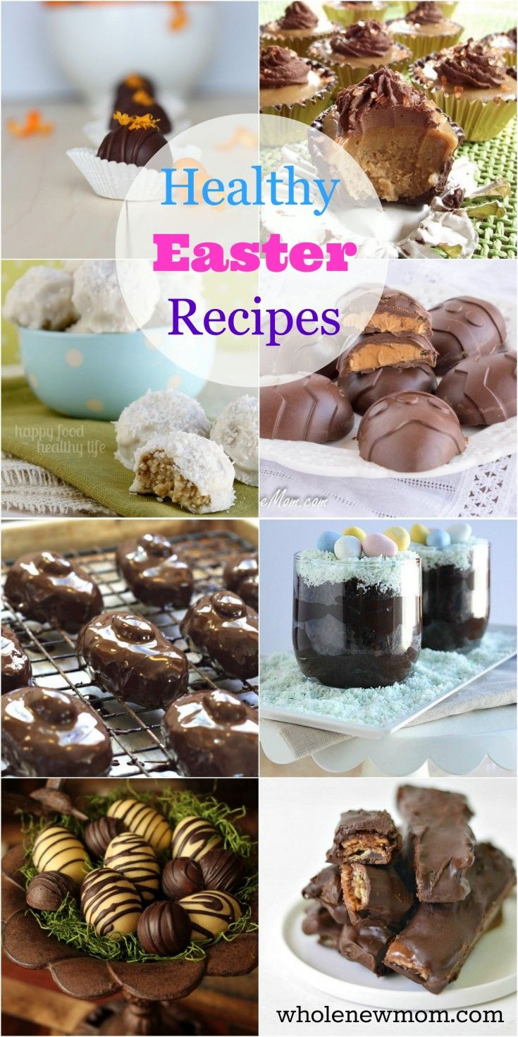 Gluten Free Easter Desserts  Healthy Easter Recipes gluten free & vegan