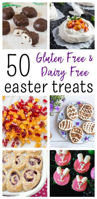 Gluten Free Easter Desserts  50 Gluten Free and Dairy Free Easter Treats • The Fit Cookie