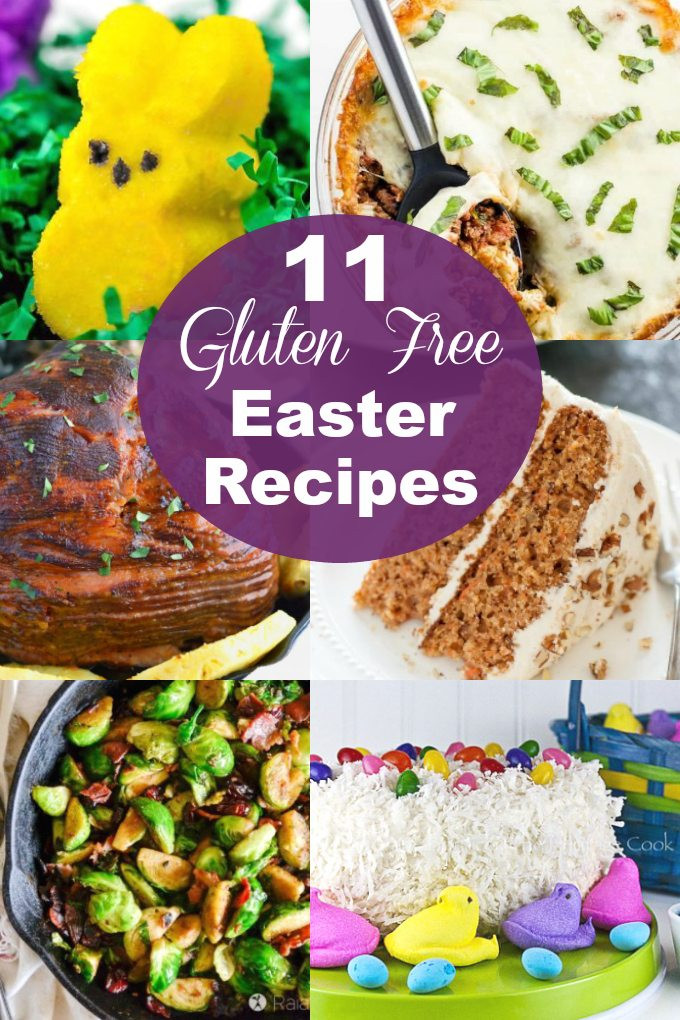 Gluten Free Easter Desserts  11 gluten free easter recipes Dishing Delish