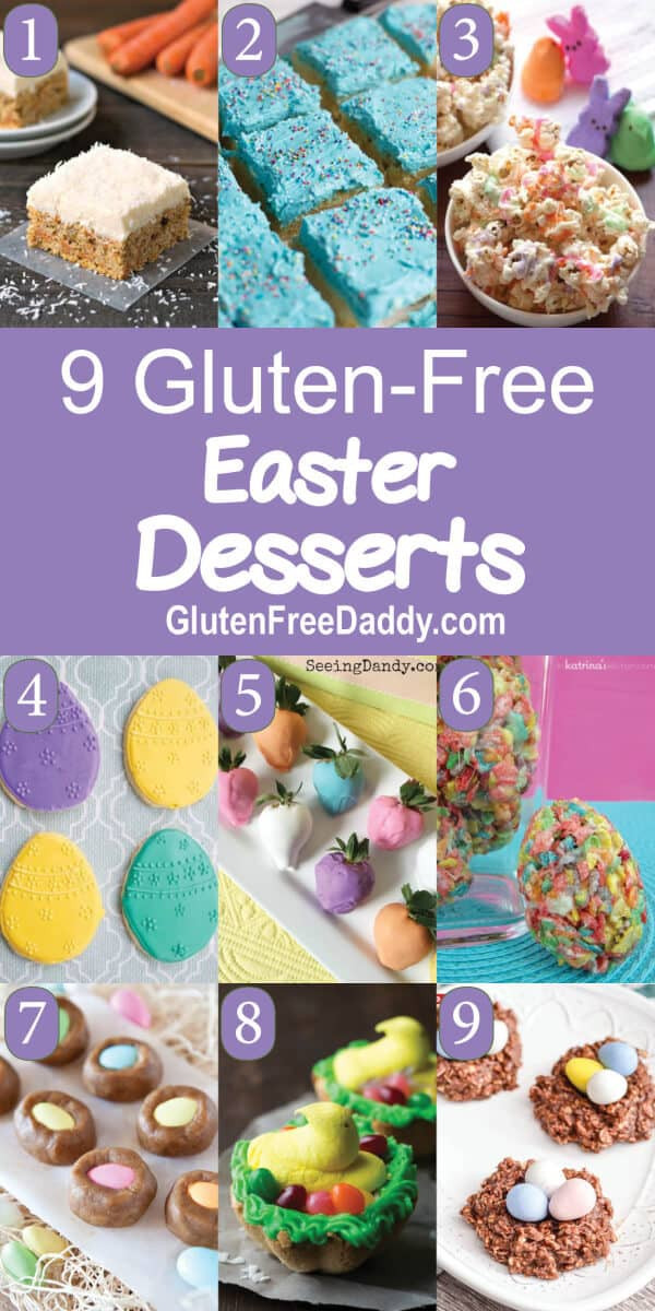 Gluten Free Easter Desserts  9 of the Best Ever Gluten Free Easter Desserts Recipes