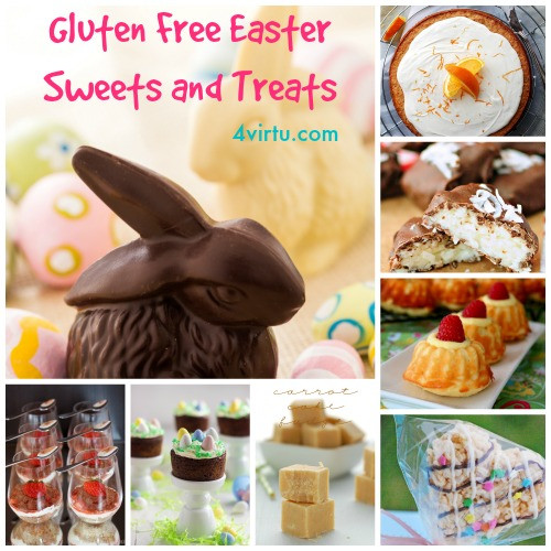 Gluten Free Easter Desserts  Tasty Tuesday – Gluten Free Easter Sweets & Treats