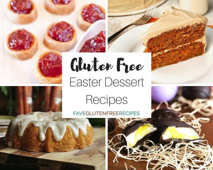 Gluten Free Easter Desserts  604 best Gluten Free Dessert Recipes images on Pinterest