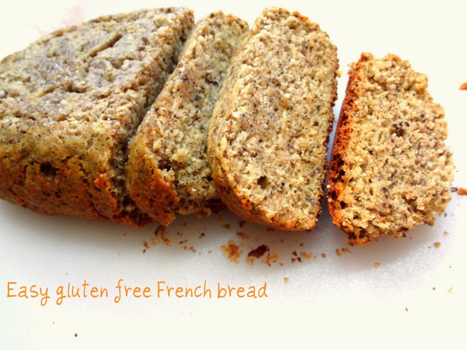 Gluten Free French Bread  Your Everyday Cook Gluten free French Bread
