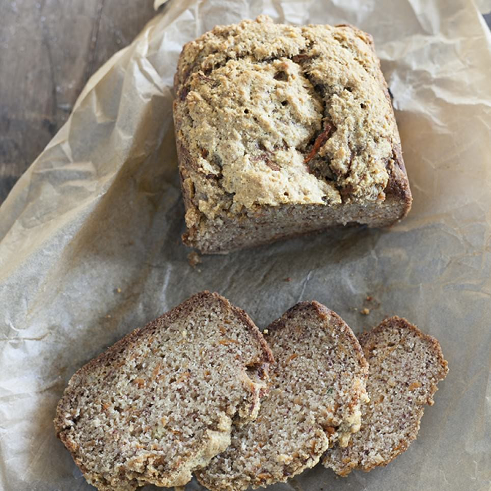 Gluten Free Potato Bread  Gluten Free Sweet Potato Bread The Natural Nutritionist
