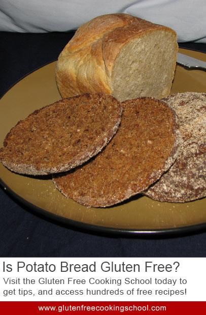 Gluten Free Potato Bread  Is Potato Bread Gluten Free