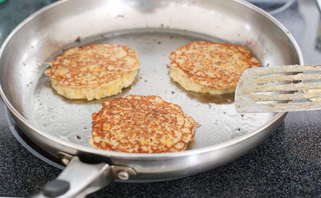 Gluten Free Potato Pancakes  Gluten Free Zucchini Potato Pancakes FashionEdible