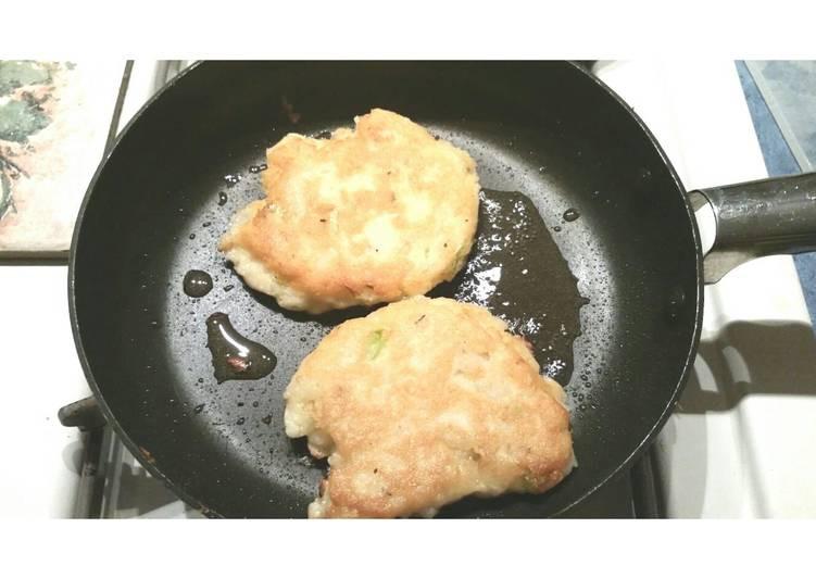 Gluten Free Potato Pancakes  Gluten Free Potato Pancakes Recipe by IzzyCakes Cookpad