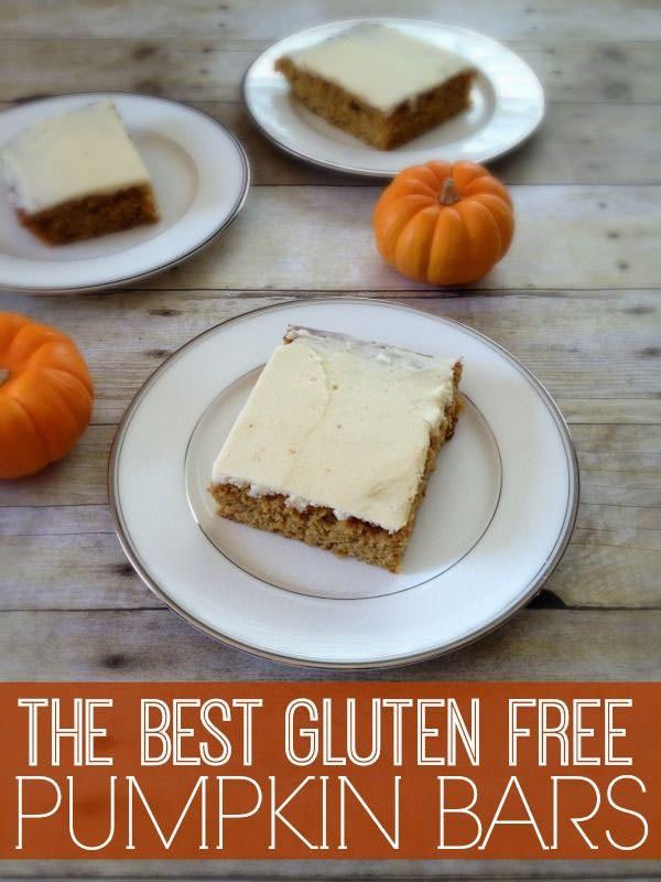 Gluten Free Pumpkin Desserts  25 Gluten Free Thanksgiving Desserts onecreativemommy