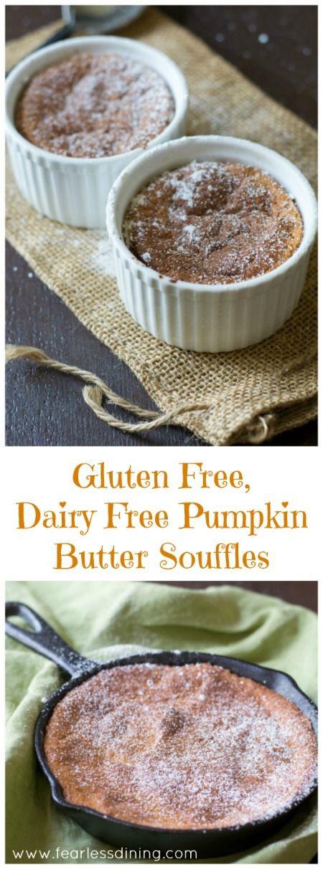 Gluten Free Pumpkin Desserts  40 best images about Autumn Pumpkin Recipes on Pinterest