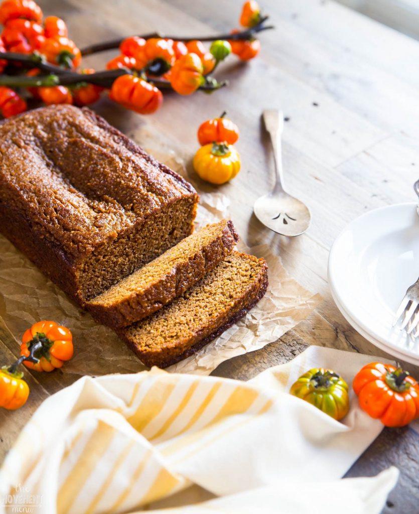 Gluten Free Pumpkin Desserts  Easy Paleo Pumpkin Bread