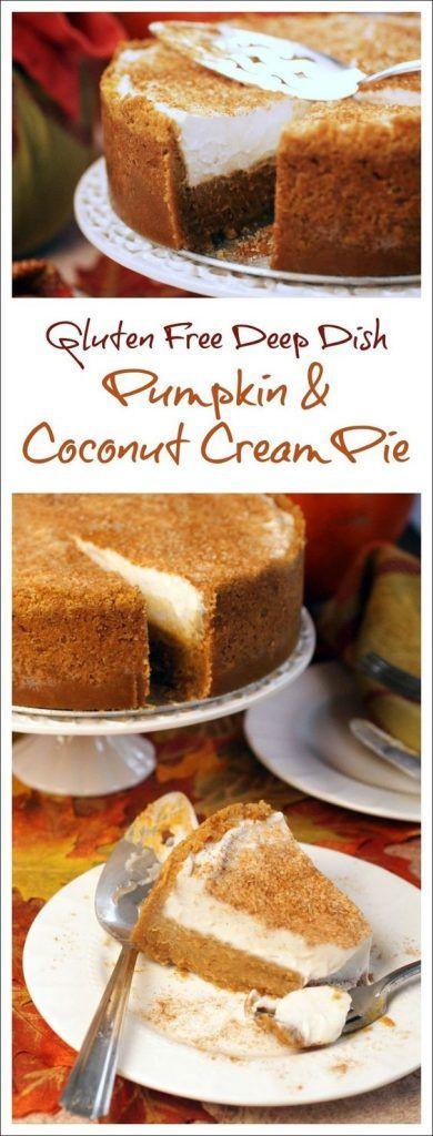 Gluten Free Pumpkin Desserts  212 best images about Recipes Pumpkins on Pinterest