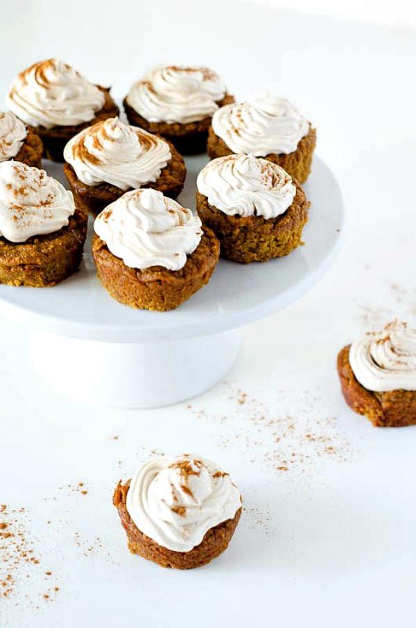 Gluten Free Pumpkin Desserts  25 of the Best Gluten Free Thanksgiving Desserts