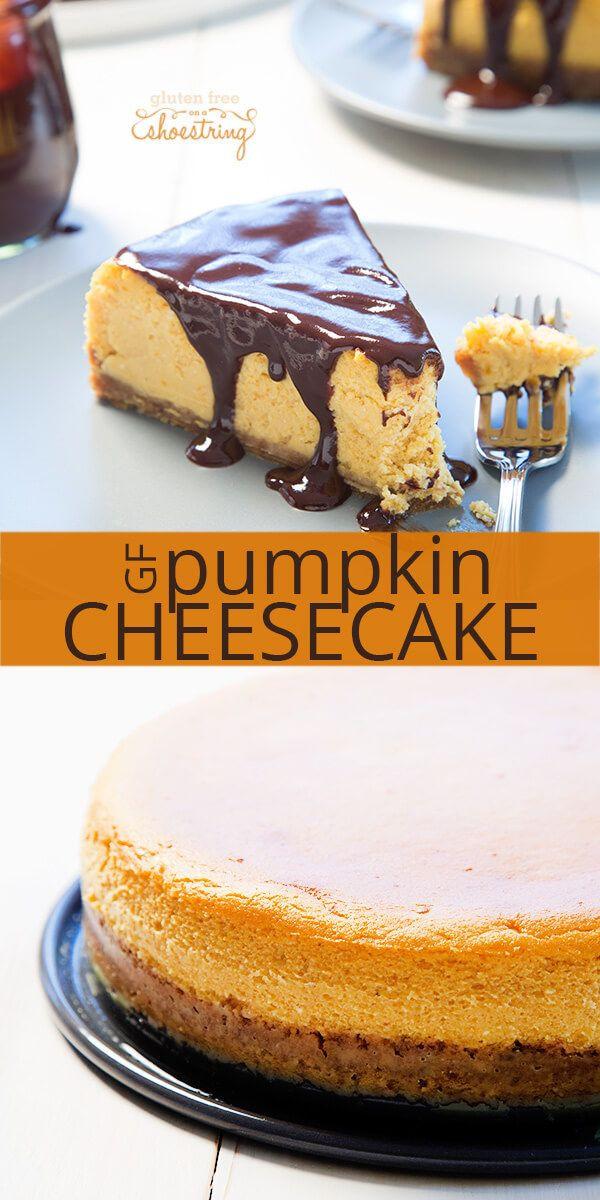 Gluten Free Pumpkin Desserts  142 best images about Gluten Free on Pinterest