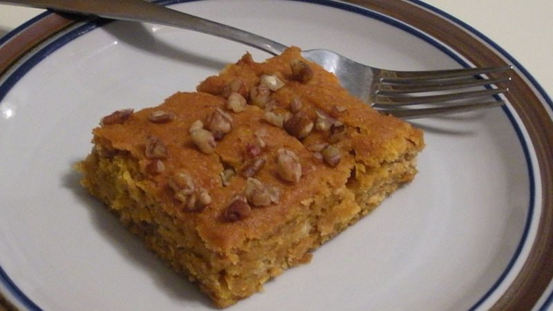 Gluten Free Pumpkin Desserts  Gluten Free Easy Pumpkin Dessert Squares Recipe