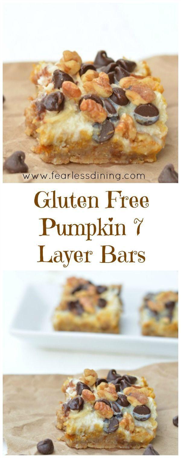 Gluten Free Pumpkin Desserts  681 best images about Kids Cooking on Pinterest
