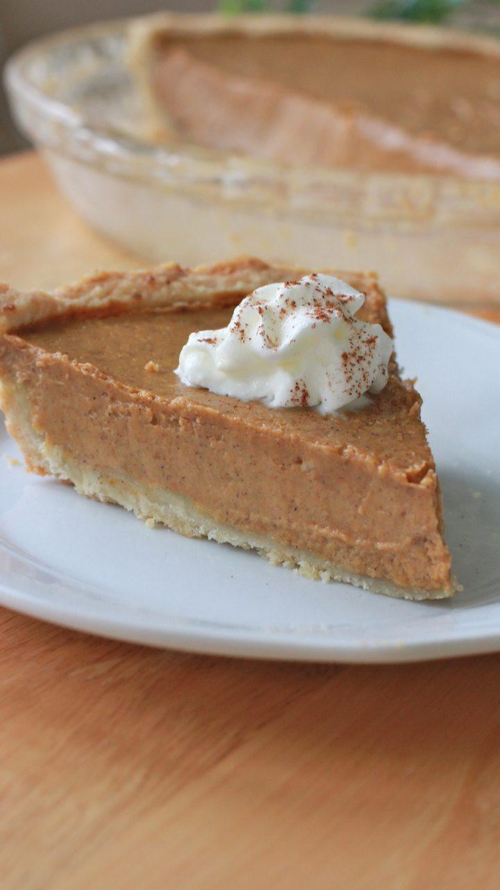 Gluten Free Pumpkin Pie  Gluten Free Pumpkin Pie Pie Crust