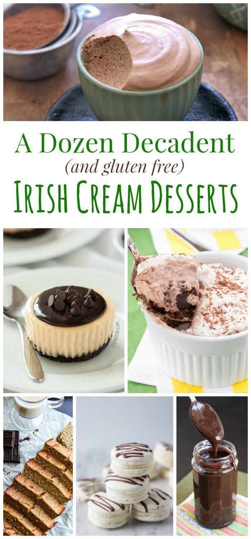 Gluten Free Recipes Dessert  103 best images about Menu Planning Holiday on Pinterest
