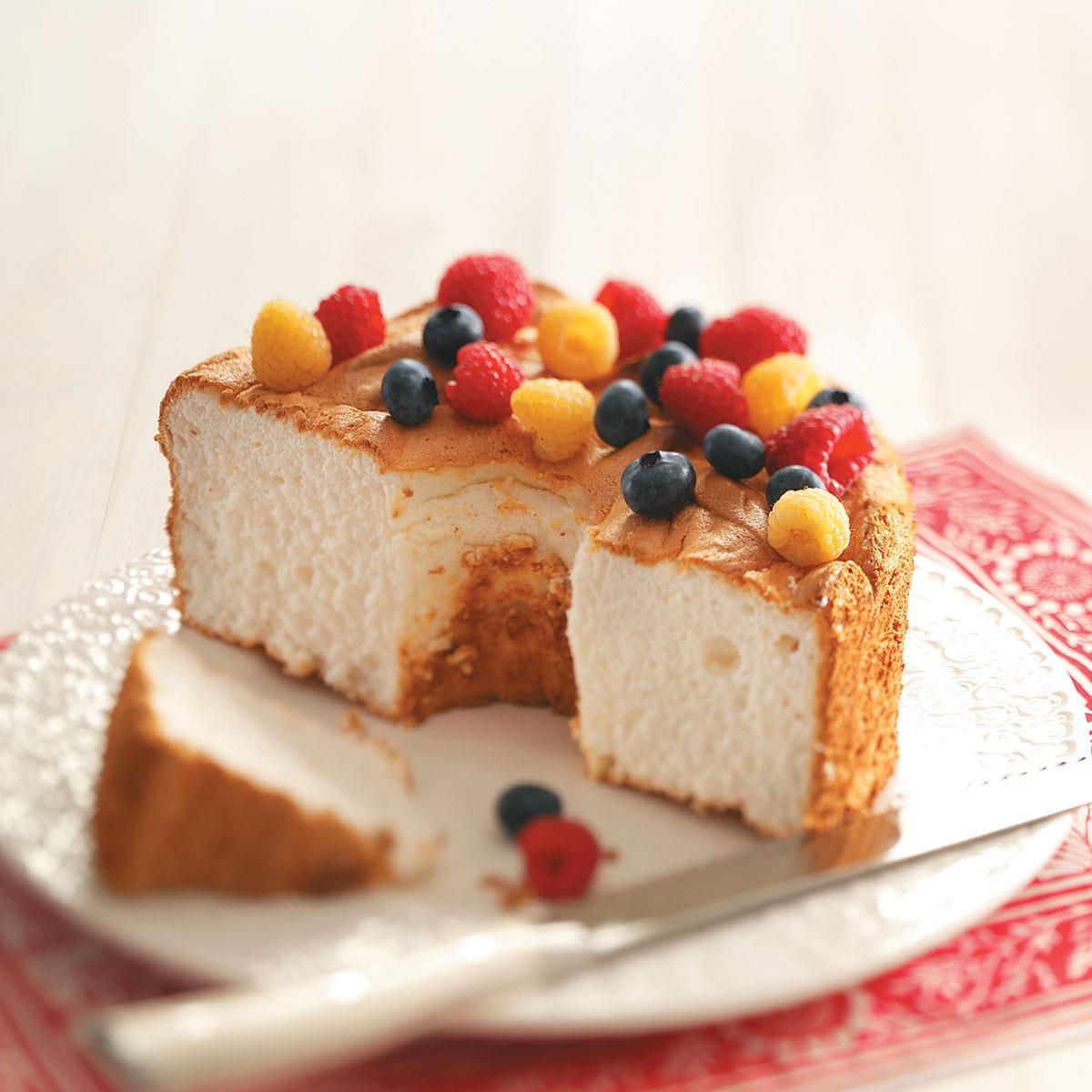 Gluten Free Recipes Dessert  Gluten Free Angel Food Cake Recipe