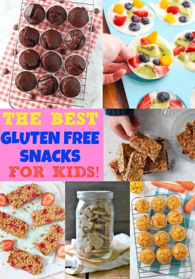 Gluten Free Snack Recipes  449 best Healthy Snack Ideas images on Pinterest