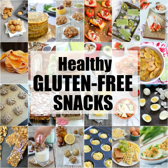 Gluten Free Snack Recipes  Healthy Gluten Free Snacks