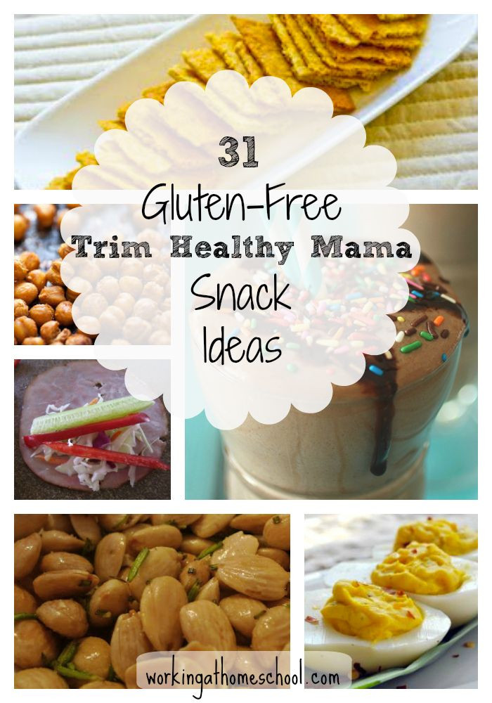 Gluten Free Snack Recipes  188 best images about THM Recipes on Pinterest