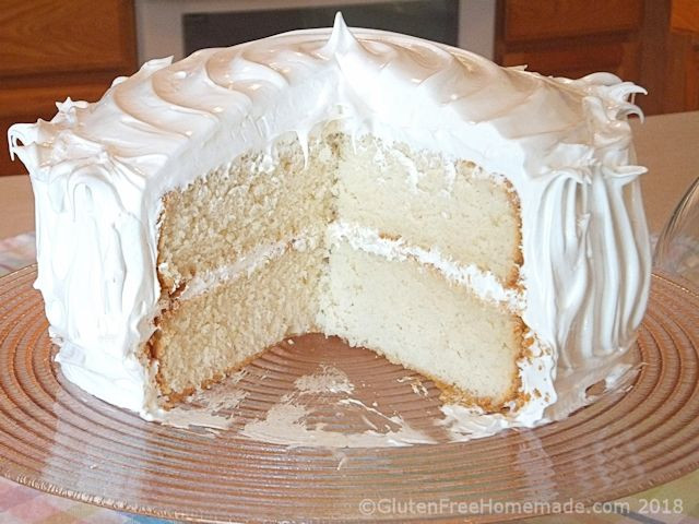 Gluten Free White Cake Recipe  Secrets to Making Great Gluten Free Cake Recipes