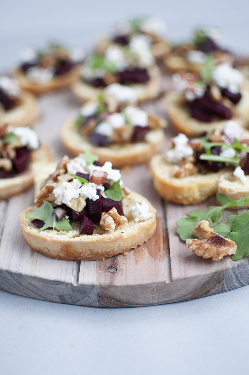 Goat Cheese Appetizers  Pretty in Pistachio