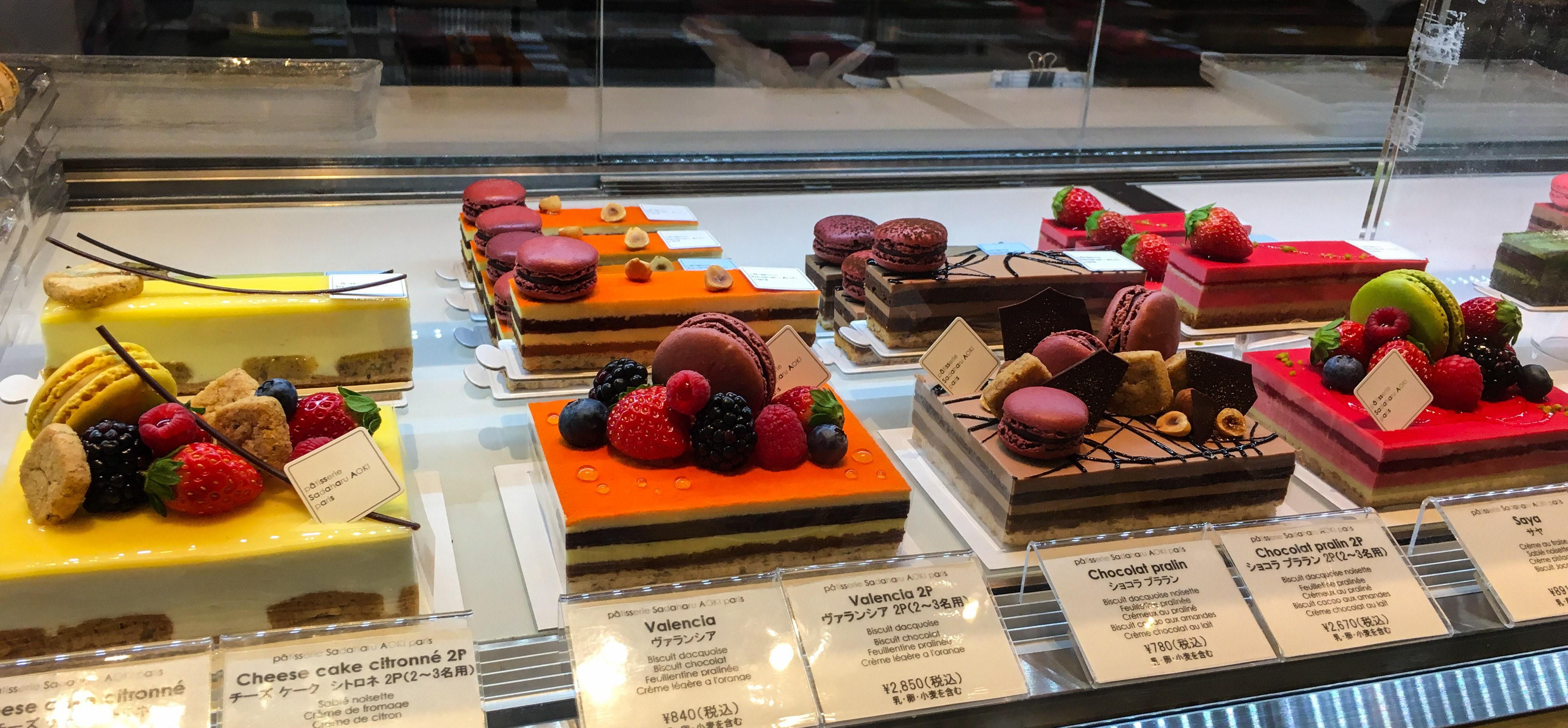 Good Dessert Places  Tokyo s Top 8 Dessert Shops Savvy Tokyo