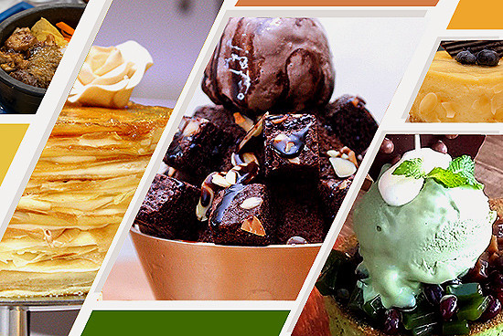 Good Dessert Places  10 Best Dessert Places In Manila