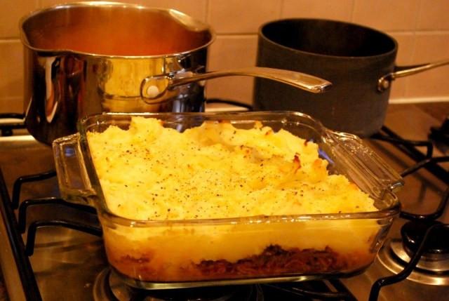 Gordon Ramsay Shepherd'S Pie  Gordon Ramsay s Shepherd s Pie recipe Sticky