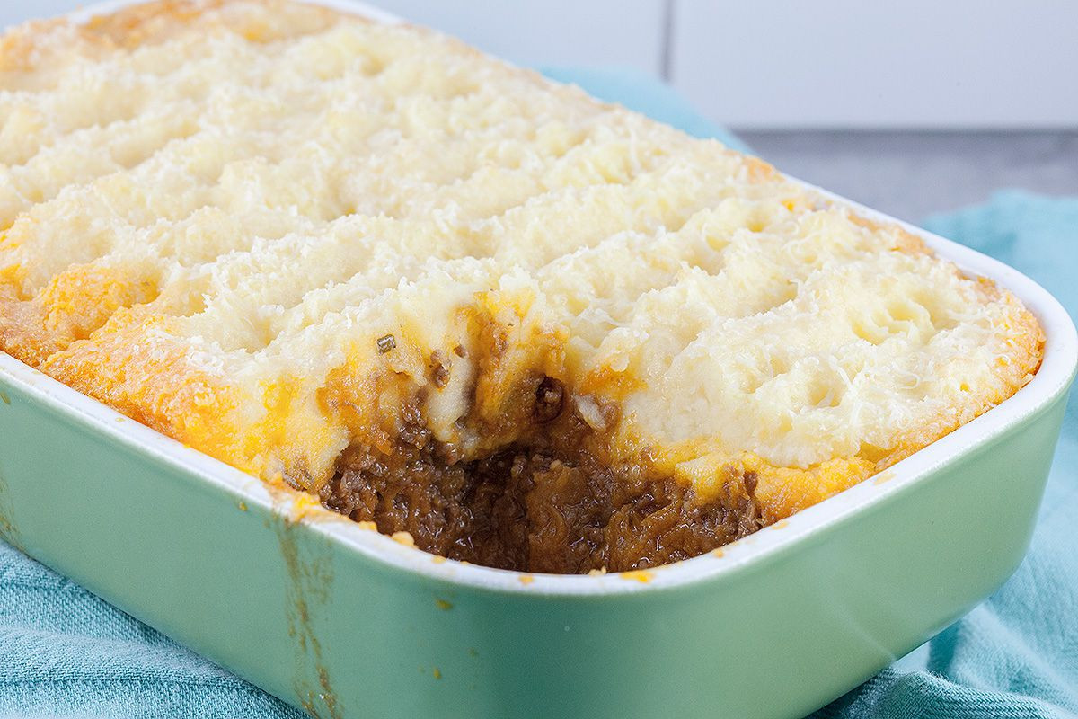 Gordon Ramsay Shepherd'S Pie  Gordon Ramsay s Shepherds pie recept ohmydish