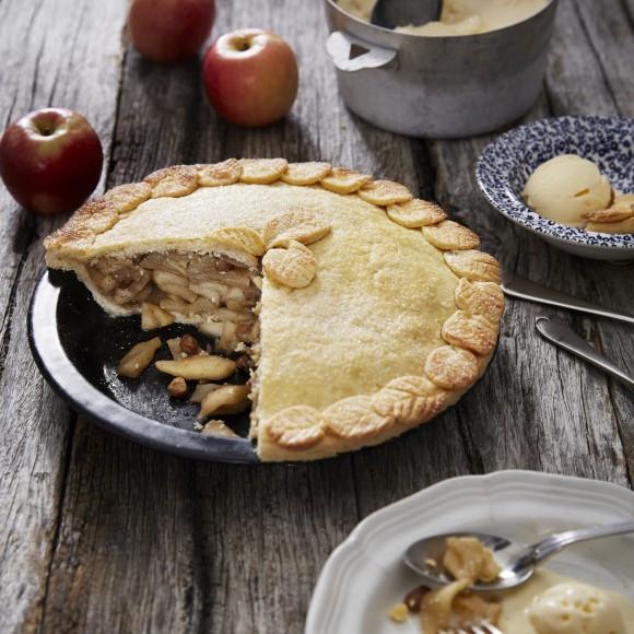 Grandma Ople'S Apple Pie  Grandmas Apple Pie Recipe