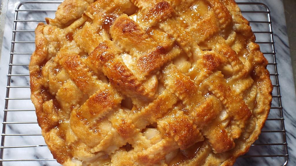 Grandma Ople'S Apple Pie  Grandma Ople's Apple Pie