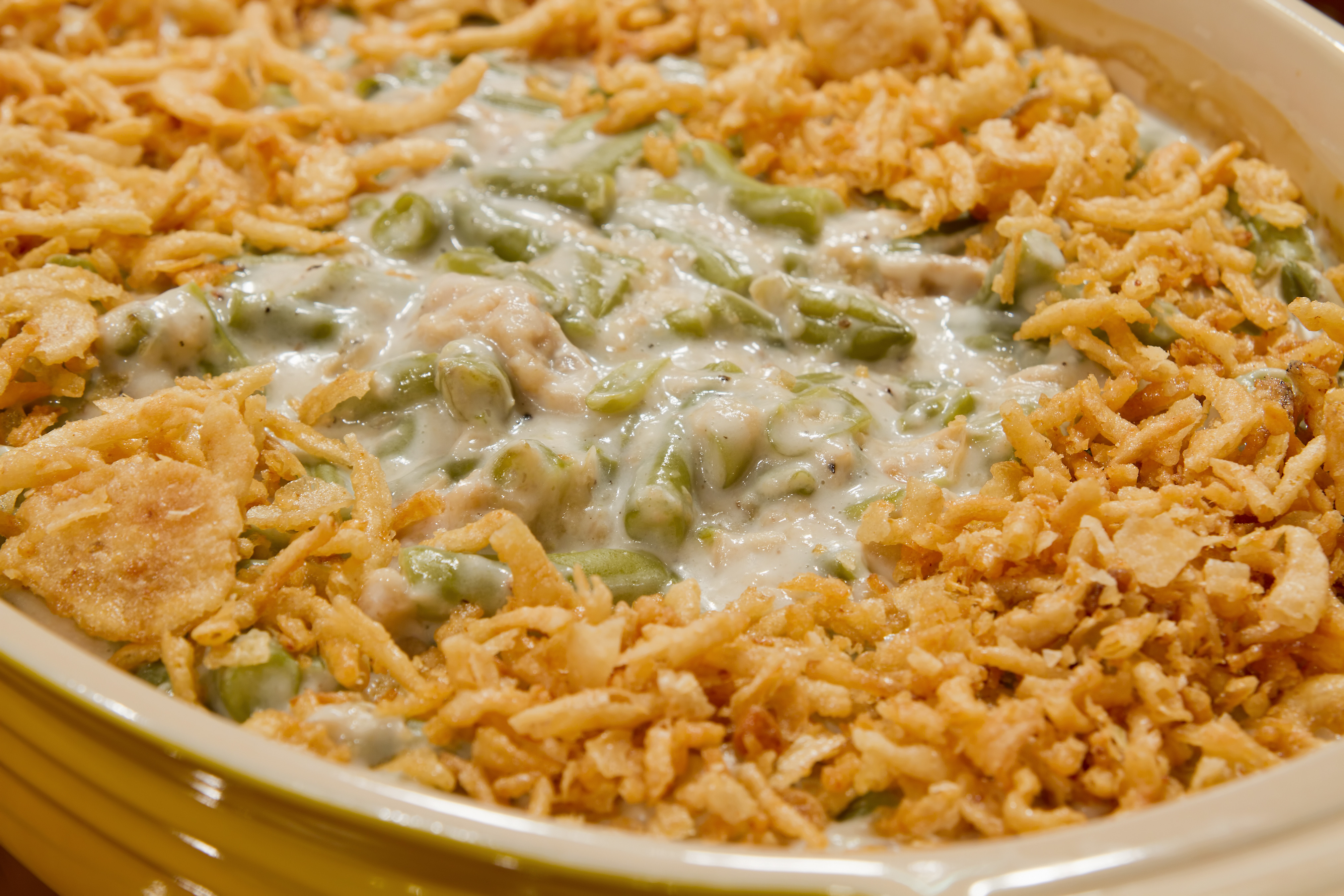 Green Bean Caserole  Happy Thanksgiving Oklahoma Known for Green Beans