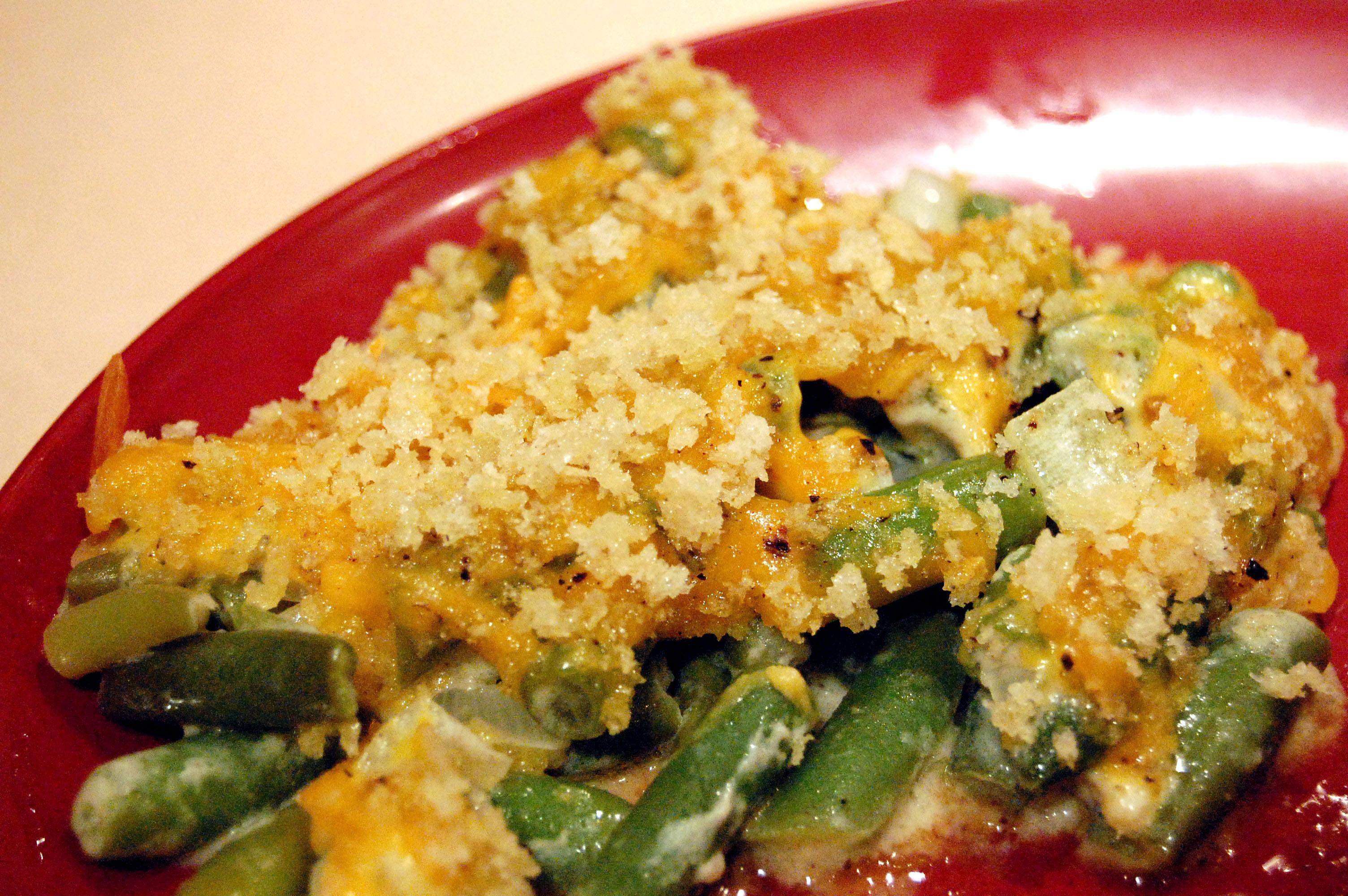 Green Bean Caserole  Green Bean Casserole – Savour the Senses