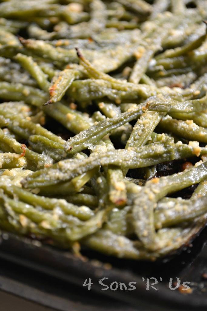 Green Bean Recipe Oven  oven baked green bean fries