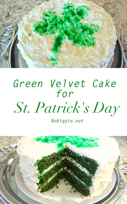 Green Desserts For St Patrick'S Day  18 Cute and Tasty St Patrick's Day Dessert Ideas Style