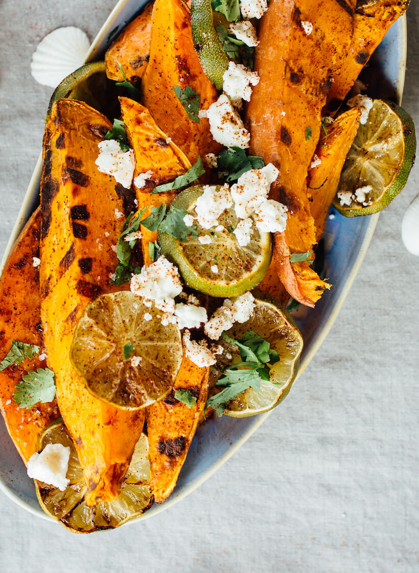 Grill Sweet Potato  summer recipes Archives