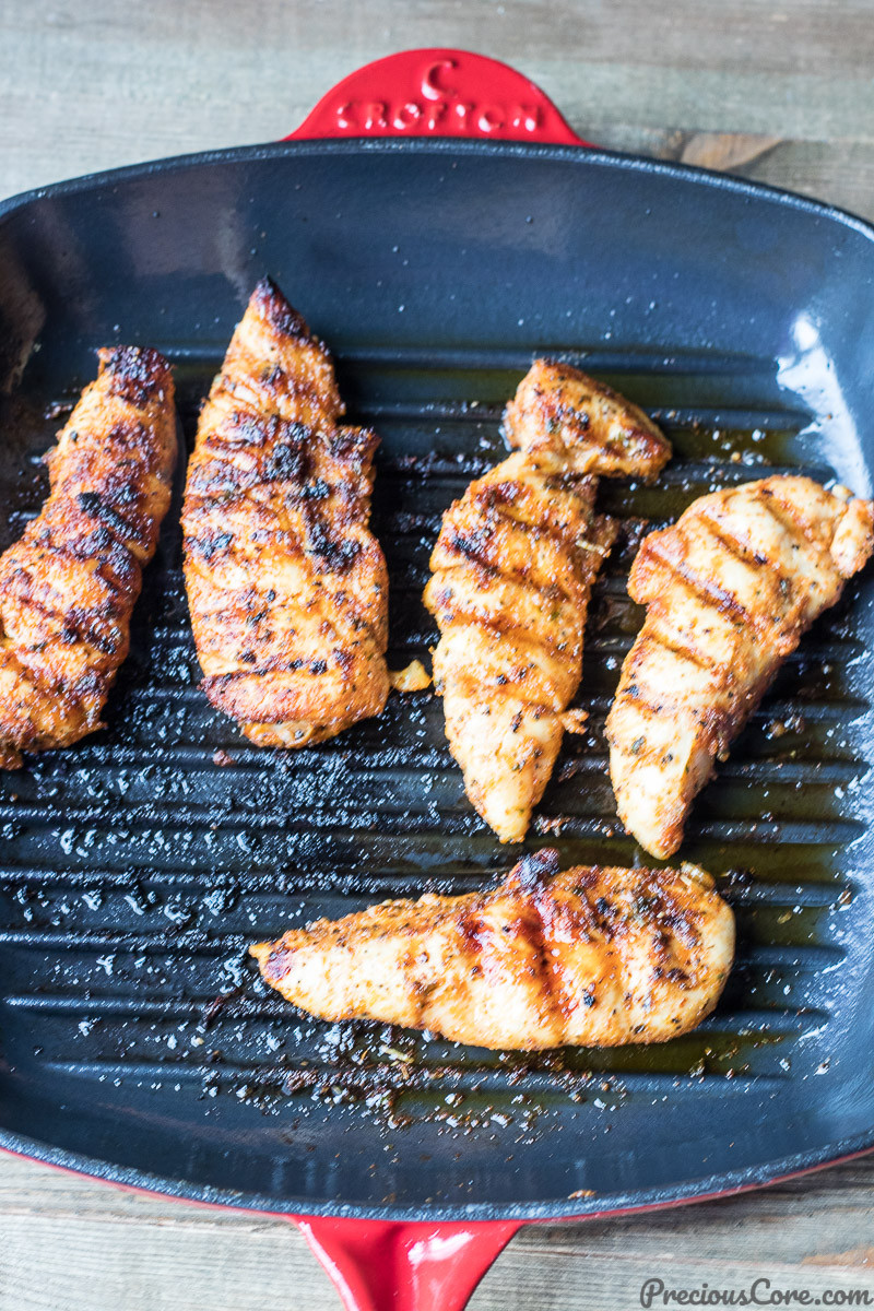 Grilled Chicken Tenders  THE BEST GRILLED CHICKEN TENDERS